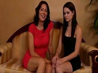 lesbian milfs vs young girls