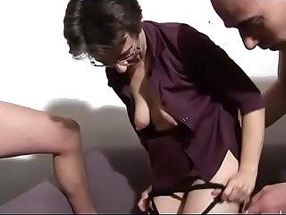 French amateur swingers porn exhibition Vol. 1