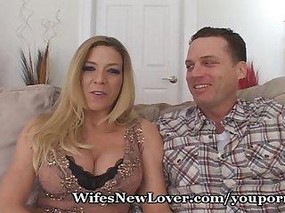 Darling Wifey Fucks New Lover